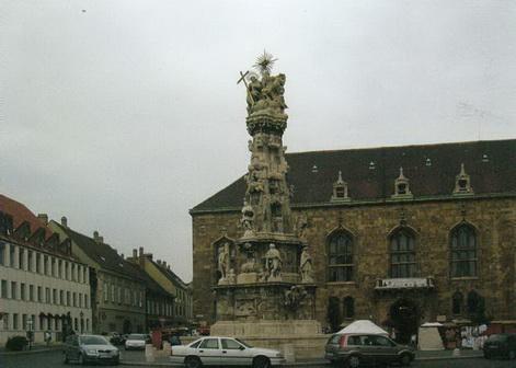 Столб Святой Троицы, или Чумной столб