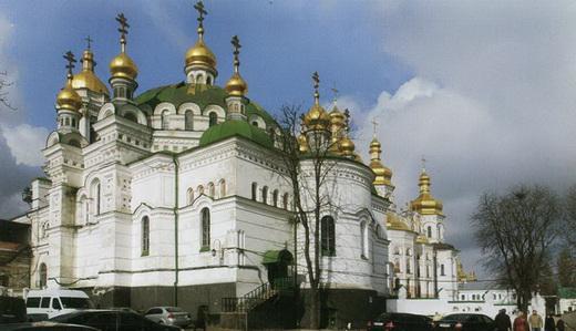Церковь Преподобных Антония и Феодосия