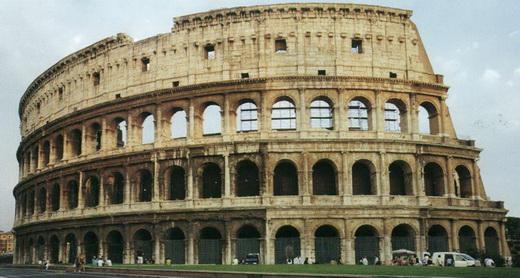 Колизей. Общий вид