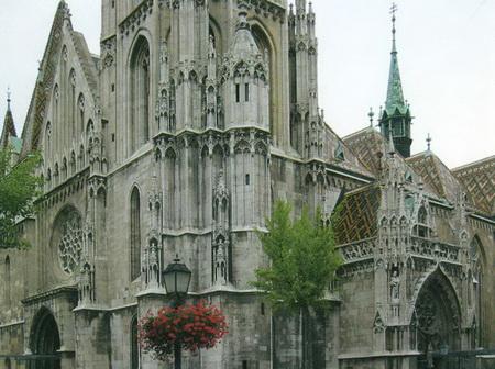 Храм Святого Матьяша