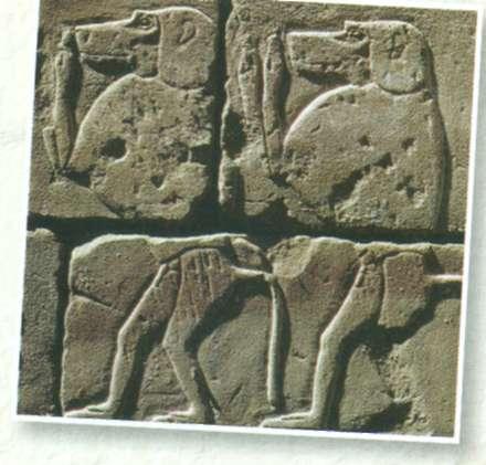 Величественный Храм Амона