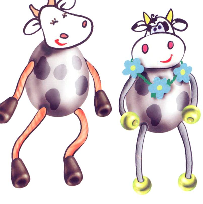 Коровки — мастерим сами